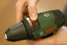 Bosch PSR 14,4 LI-2 Akkuschrauber Praxistest - Handhabung