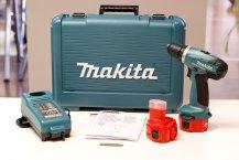 Makita 6271DWAE Akkuschrauber Lieferumfang