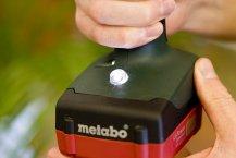 Metabo BS 14,4 Akkuschrauber Praxistest - Zusatzfunktionen